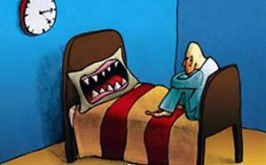 导致失眠的5种心理